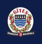 Logo domaine des 3 rivières